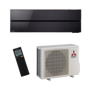 Mitsubishi Electric premium design inverter black