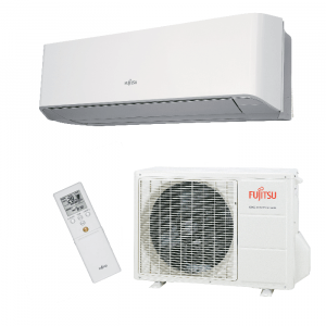 Fujitsu AIRFLOW NORDIC new design white